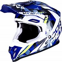 Scorpion VX-16 AIR S19 Waka, cross helmet