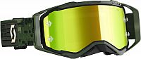 Scott Prospect S20 Military, goggle mirrored