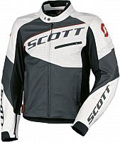Scott Track, Leather jacket