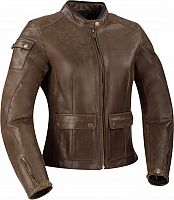 Segura Babylon, leather jacket women