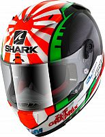Shark Race-R Pro Zarco 2017 Replica, integral helmet