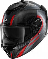 Shark Spartan GT Carbon Tracker, integral helmet
