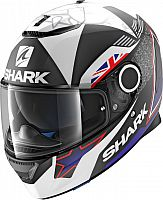 Shark Spartan Redding Replica, integral helmet