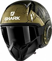 Shark Street Drak Crower, jet helmet