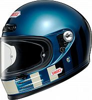Shoei Glamster Resurrection, integral helmet