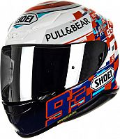 Shoei NXR Marquez Power Up!, integral helmet