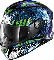 Shark Skwal 2 Switch Rider, integral helmet