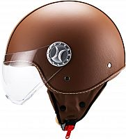 Vito Leather Series, jet helmet