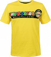 VR46 Racing Apparel Classic The Doctor, t-shirt