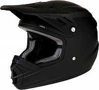 Z1R Rise Solid, cross helmet kids