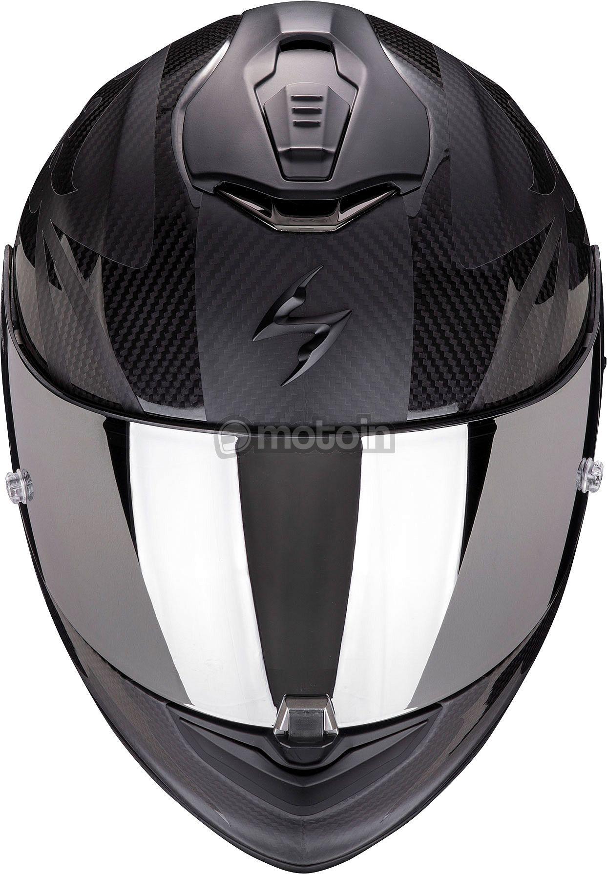 Road Legal Scorpion Exo 1400 KDF-16 Motorcycle Motorbike Helmet Visor