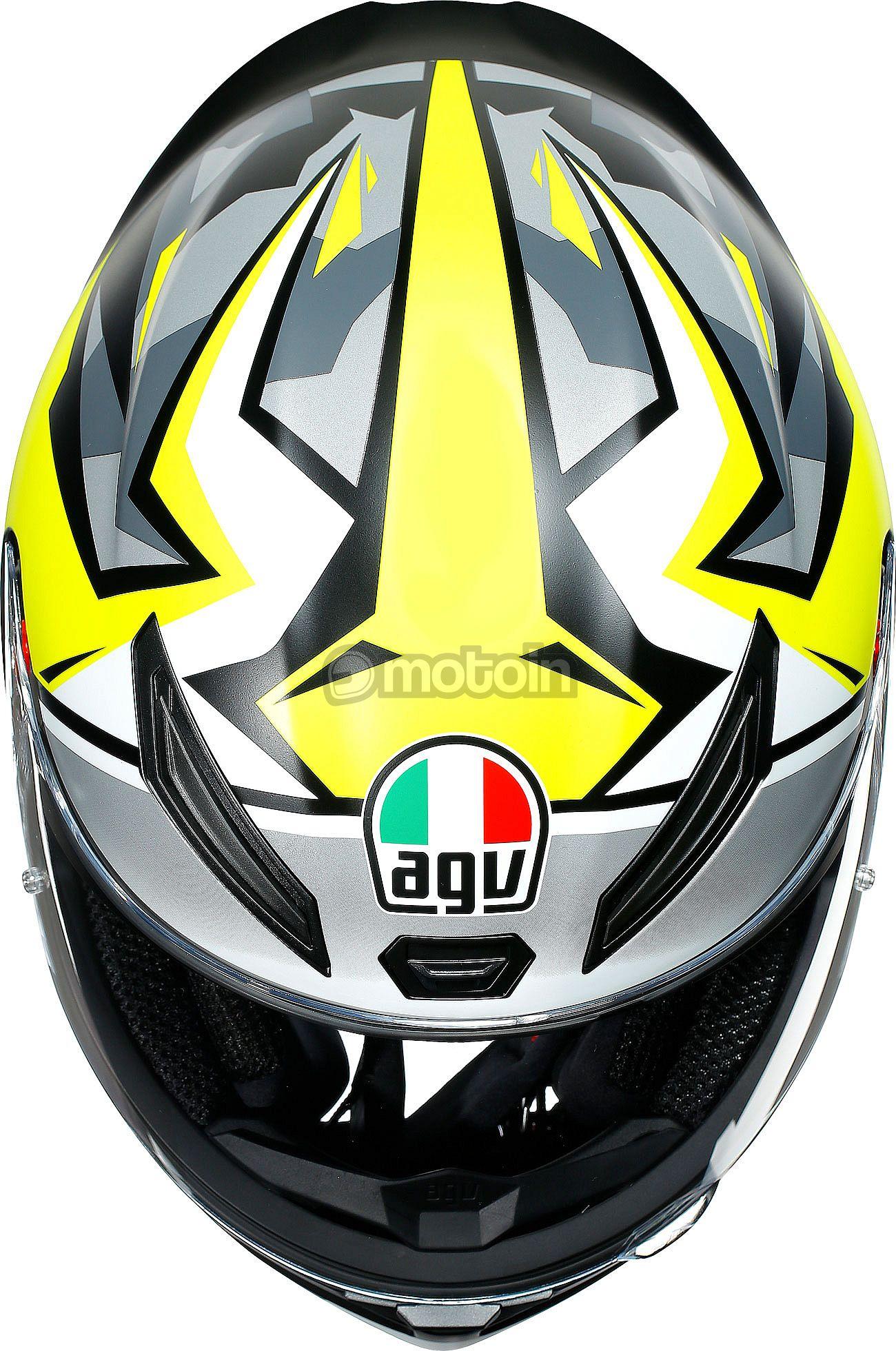 Agv K1 Mir 2018 Replica Integral Helmet Motoin De