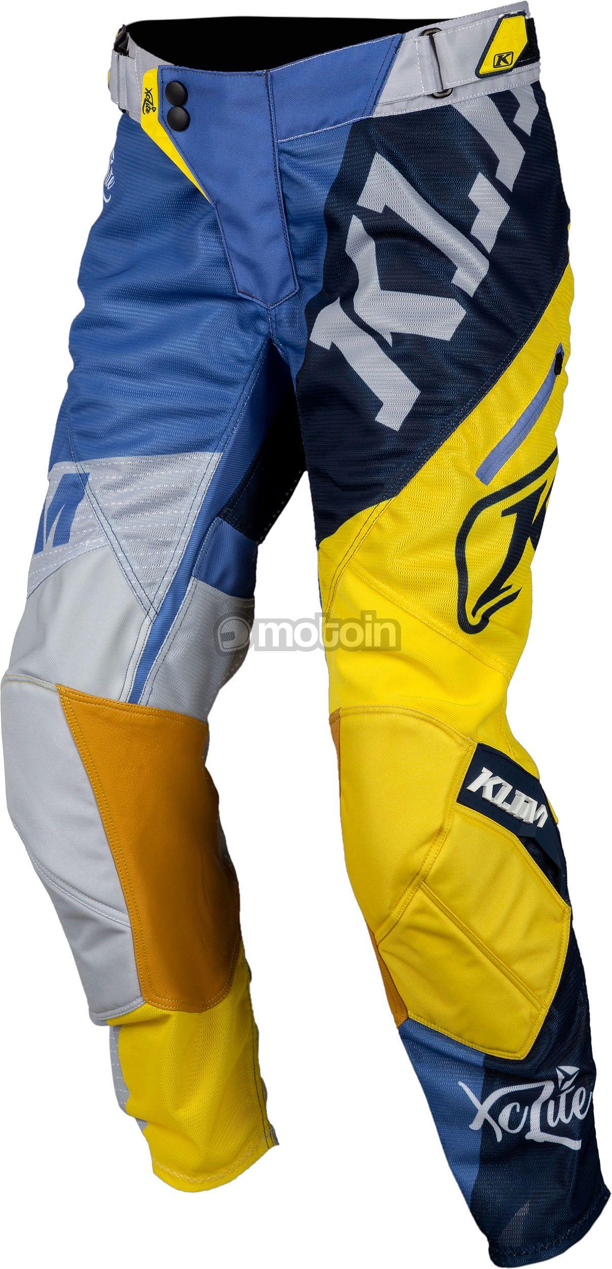 KLIM XC Lite Pant 34 Blue