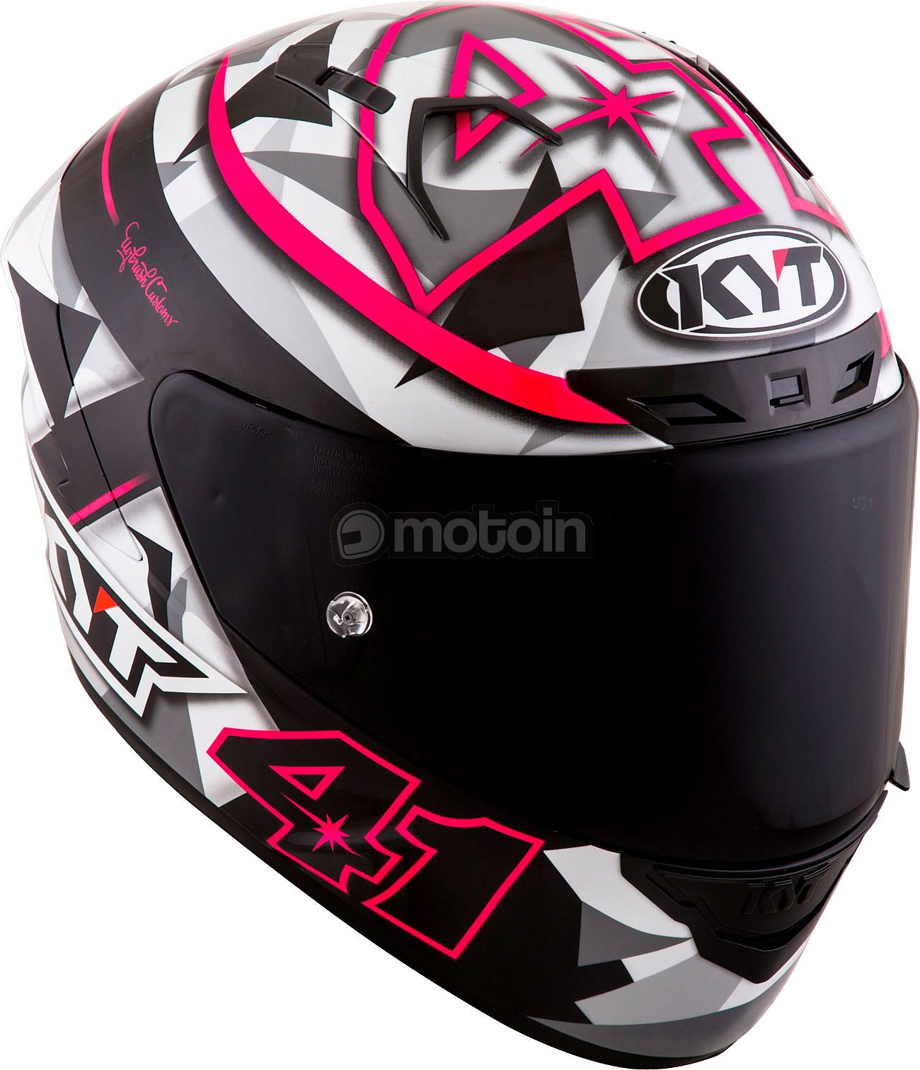 Integral Helm Suomy Kyt Espargaro Grau Motorrad Gp