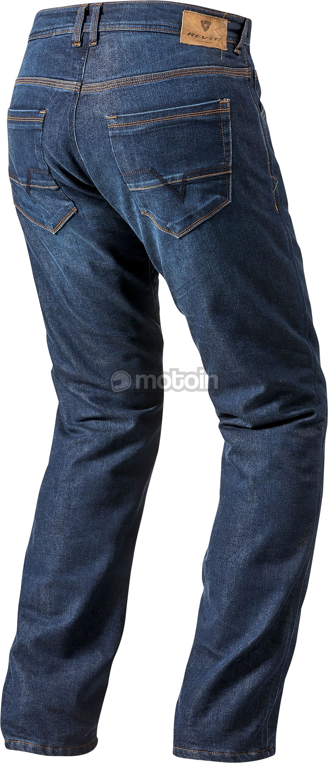 Revit Rockefeller, Jeans