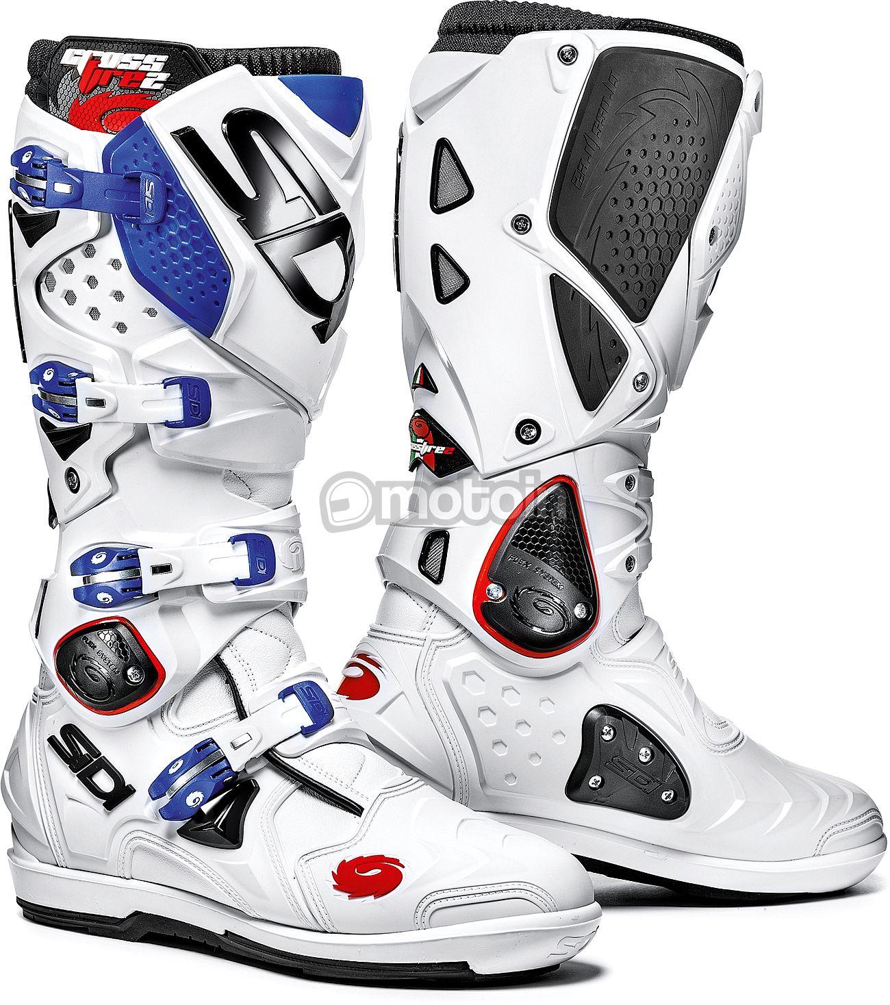 Sidi Crossfire 2 SRS, boots - motoin.de